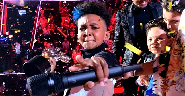 """Soan, gagnant de """"The Voice Kids"""" : """"Je suis très content et heureux mais je ne réalise pas"""""""