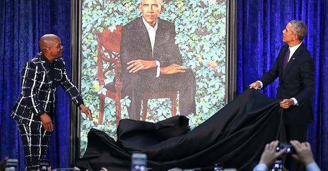 Michelle Obama Did Not like First Draft of Barack's Presidential Portrait, Artist Kehinde Wiley Claims