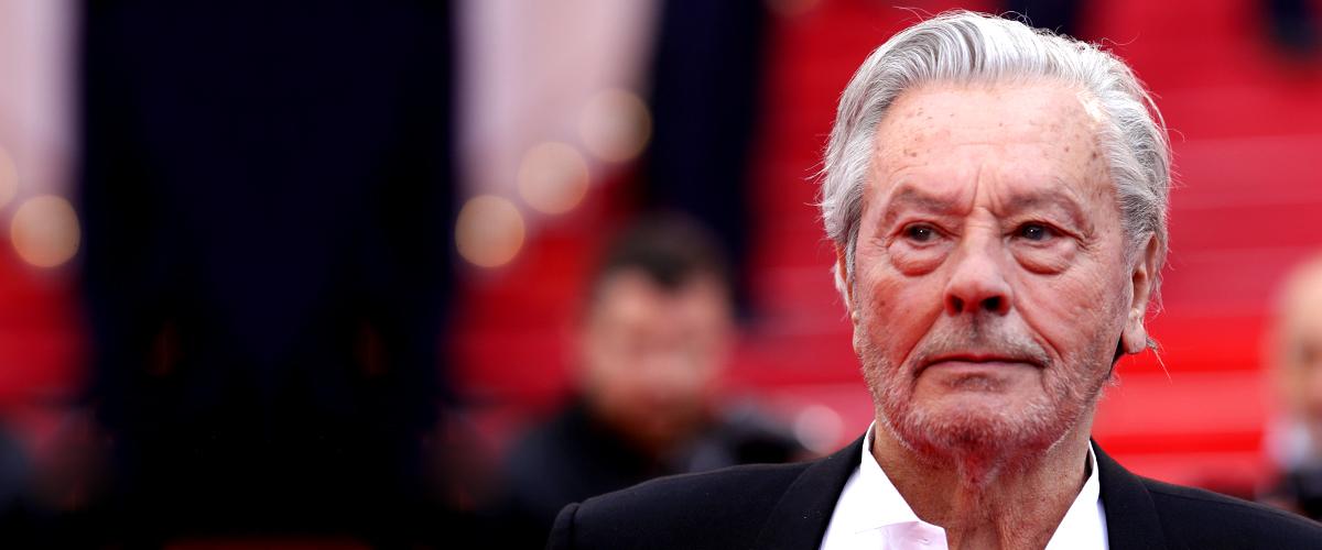 Le biographe d'Alain Delon sème le doute sur l'état de santé réel de l'acteur de 83 ans