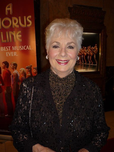 Shirley Jones in 2010. I Image: Wikimedia Commons.