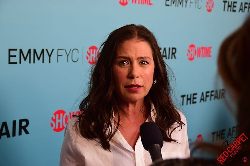 Maura Tierney, 2015. | Source: Wikimedia Commons