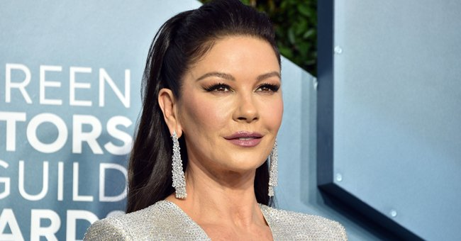 Catherine Zeta-Jones Talks about Her Life in Lockdown & Gushes over Welcoming a New Puppy