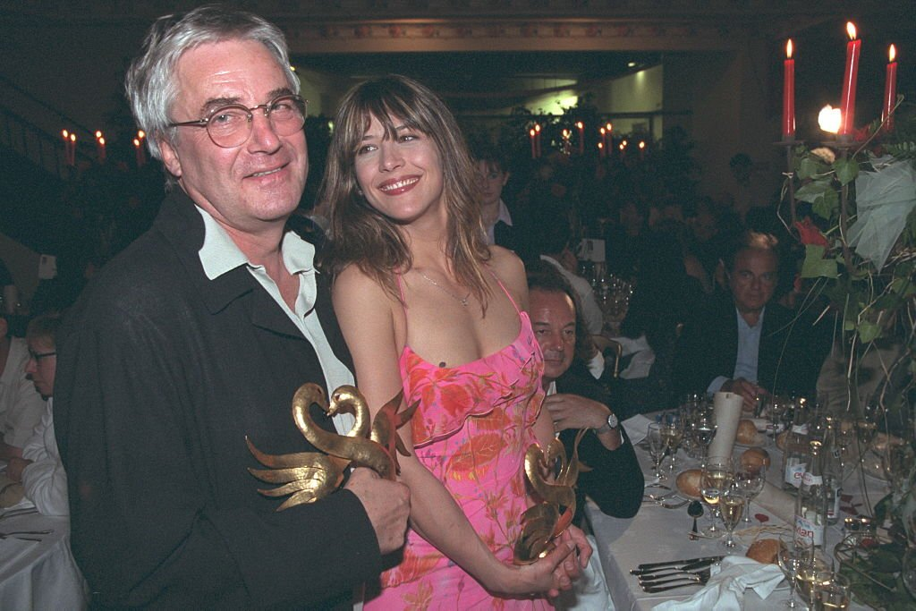Andrzej Zulawski and his wife Sophie Marceau. | Photo : Getty Images.