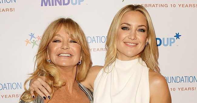 Goldie Hawn Shares Sweet Video of Daughter Kate and Granddaughter Rani as She Remembers Her Mom