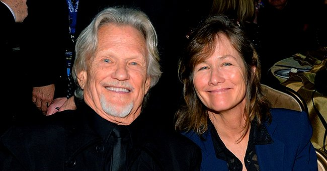 Meet Kris Kristofferson's 3rd Wife Lisa Meyers to Whom He Is Married for 36 Years