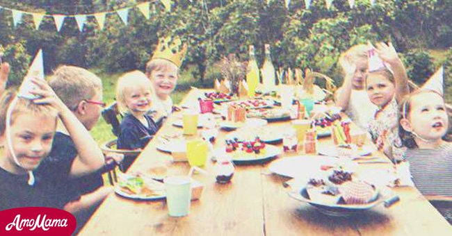 The best birthday party | Source: Shutterstock