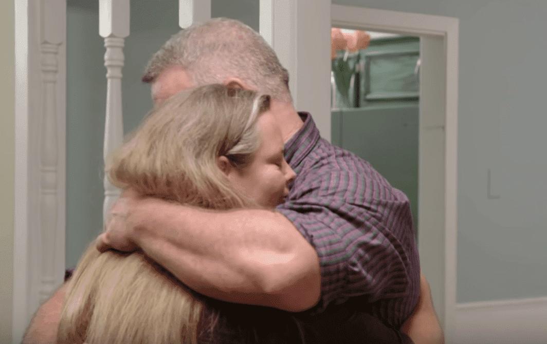 Bernie McGee y Paige McGee. | Fuente: YouTube/TLC.UK