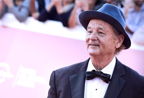 Bill Murray at Rome Film Fest 2019. Rome (Italy), October 19th, 2019 | Photo: Getty Images