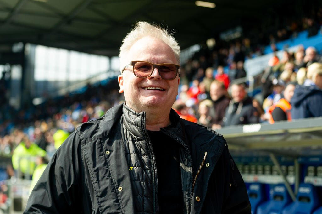 Herbert Groenemeyer nach dem zweiten Bundesligaspiel zwischen dem VfL Bochum 1848 und SpVgg Greuther Fürth im Vonovia Ruhrstadion am 14. April 2019 in Bochum. (Foto von TF-Image) I Quelle: Getty Images