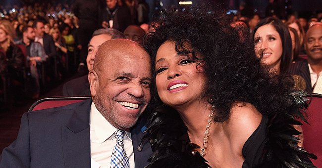 Here's How Diana Ross Celebrated Her Ex Berry Gordy's 91st Birthday