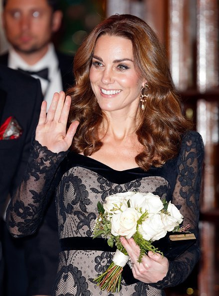 Catherine, Duchess of Cambridge attends the Royal Variety Performance at the Palladium Theatre in London, England | Photo: Getty Images
