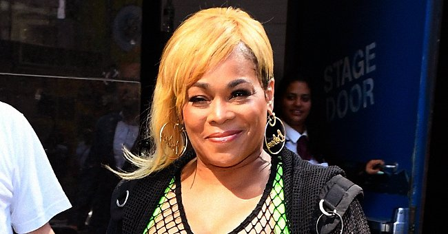 T-Boz's & Mack 10's Only Daughter, Chase Stuns as She Poses in a Fitted Top & Jeans (Photo)