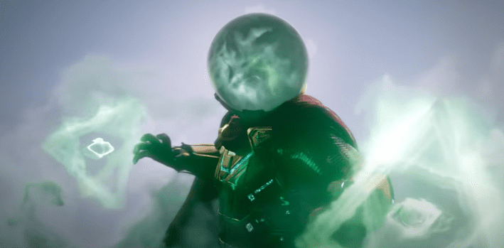 """Mysterio in the film """"Spider-Man: Far From Home"""" 