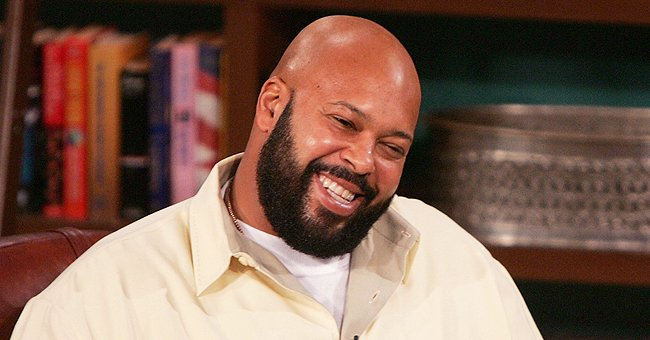 Suge Knight's Granddaughter Shows Her Dark Eyes & Fluffy Hair in Car Selfie with Her Father