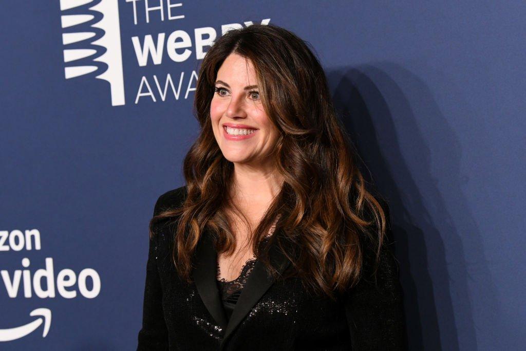 Monica Lewinsky asiste a los Webby Awards el 13 de mayo de 2019 en la ciudad de Nueva York. | Foto: Getty Images