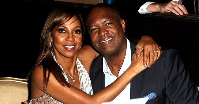 Meet Holly Robinson Peete's Husband Rodney Who Played in the NFL for 16 Years