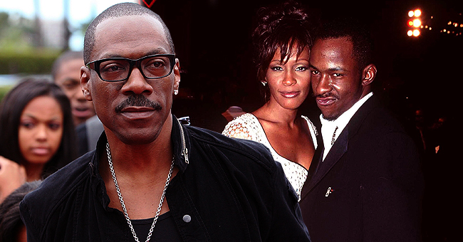 Robyn Crawford Claims Eddie Murphy Tried to Stop Whitney Houston from Marrying Bobby Brown in a New Memoir