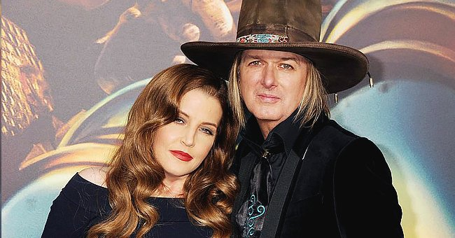 Meet Lisa Marie Presley's 4th Husband Michael Lockwood