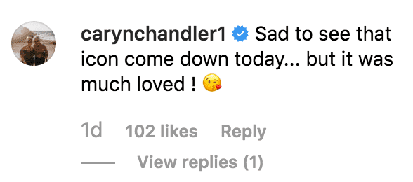 Caryn Chandler expresses her sadness seeing Roloff tree house removed | instagram.com//mattroloff