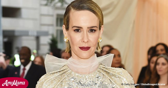 Famous actress Sarah Paulson defends her relationship with 75-year-old girlfriend