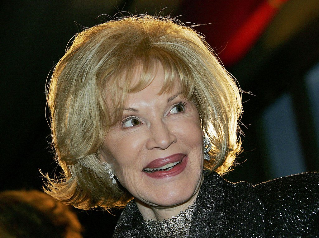 Phyllis McGuire on October 24, 2005 in Las Vegas, Nevada   Photo: Getty Images
