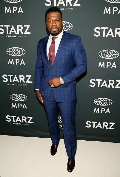 "Curtis ""50 Cent"" Jackson at STARZ' ""Power"" season 6 Mid-Season Finale on October 30, 2019 