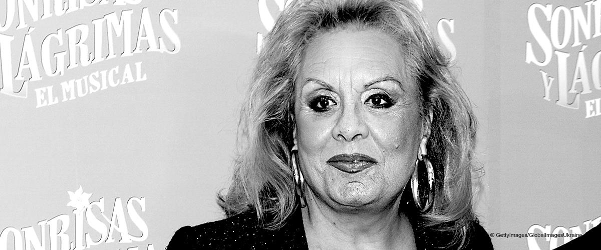Amigos y familiares de Paloma Cela dan su último adiós a la legendaria actriz