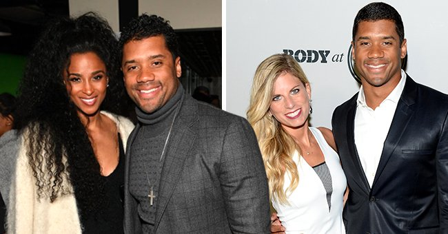 Ciara's Husband Russell Wilson Was Once Married to His High School Love — Meet Ashton Meem