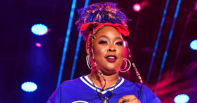 Da Brat Shares Pictures with Mom Nadine in Celebration of Her Birthday — Do They Look Alike?
