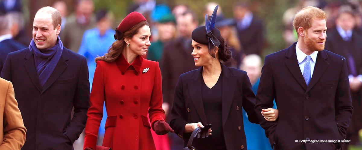 Famille royale : une gaffe a été faite lors de la présentation du nouveau-né