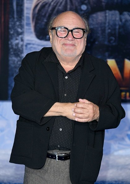 Danny DeVito at TCL Chinese Theatre on December 09, 2019 in Hollywood, California. | Photo: Getty Images