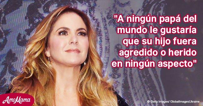 Lucero defiende ferozmente a su hija de los críticos que la oyeron cantar por primera vez