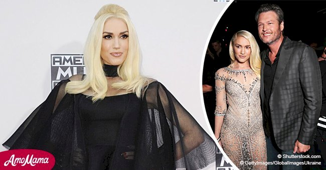 Gwen Stefani reveals why she isn't in a rush to walk down the aisle with Blake Shelton