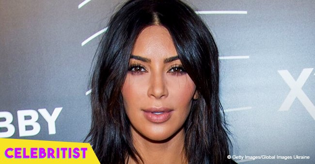 Kim Kardashian warms hearts with pic of eldest daughter rocking yellow dandelions in her braids