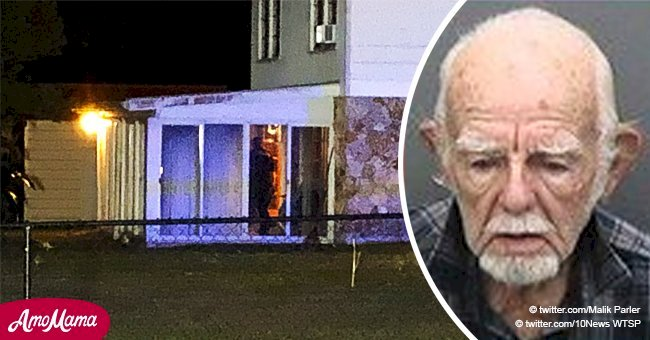 Argument on Christmas Day ended with elderly man shooting his son to death
