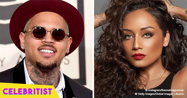 Chris Brown and Nia Guzman reportedly spent $30,000 on daughter's 4th birthday party