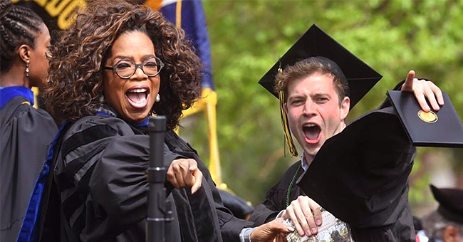 Oprah's Classy Clapback to Troll Saying She Should Pay College Students' Loans