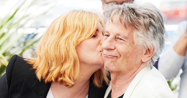 """La femme de Roman Polanski a fait face à des questions après le film controversé """"J'accuse"""""""