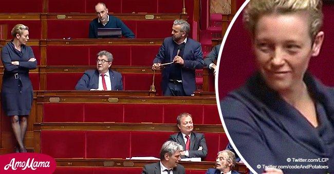 """""""Elle m'insulte pendant que je parle"""" : La colère d'Alexis Corbière contre la députée LREM"""