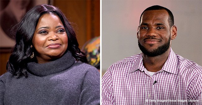 Octavia Spencer reveals LeBron James helped her get equal pay for new Netflix series