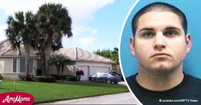 Padre presuntamente asesinó a uno de sus hijos para proteger al otro durante pleito