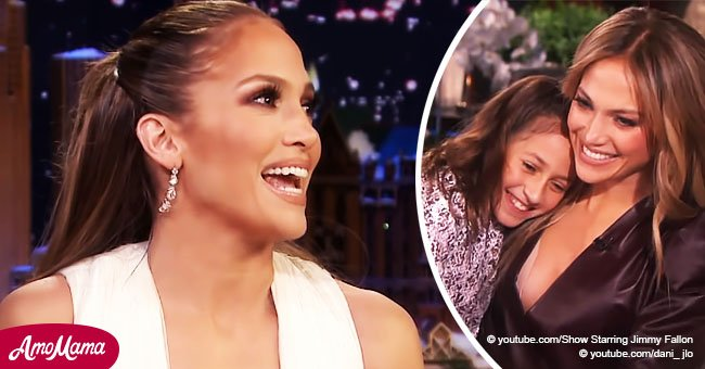 Jennifer Lopez is still stunned that her daughter Emme made her acting debut