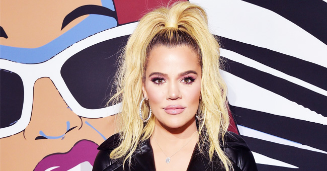 Khloé Kardashian Shares Cute Photo of a Smiling True in Pink Pajamas