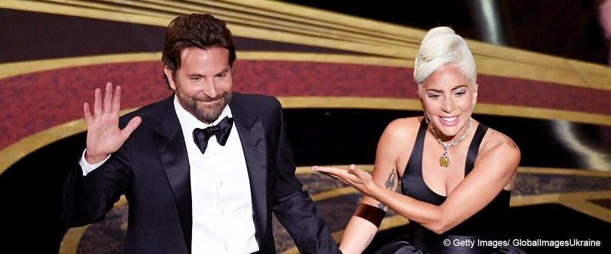 """Lady Gaga fait exploser la salle des Oscars grâce à sa forte performance de """"Shallow"""" avec Bradley Cooper"""
