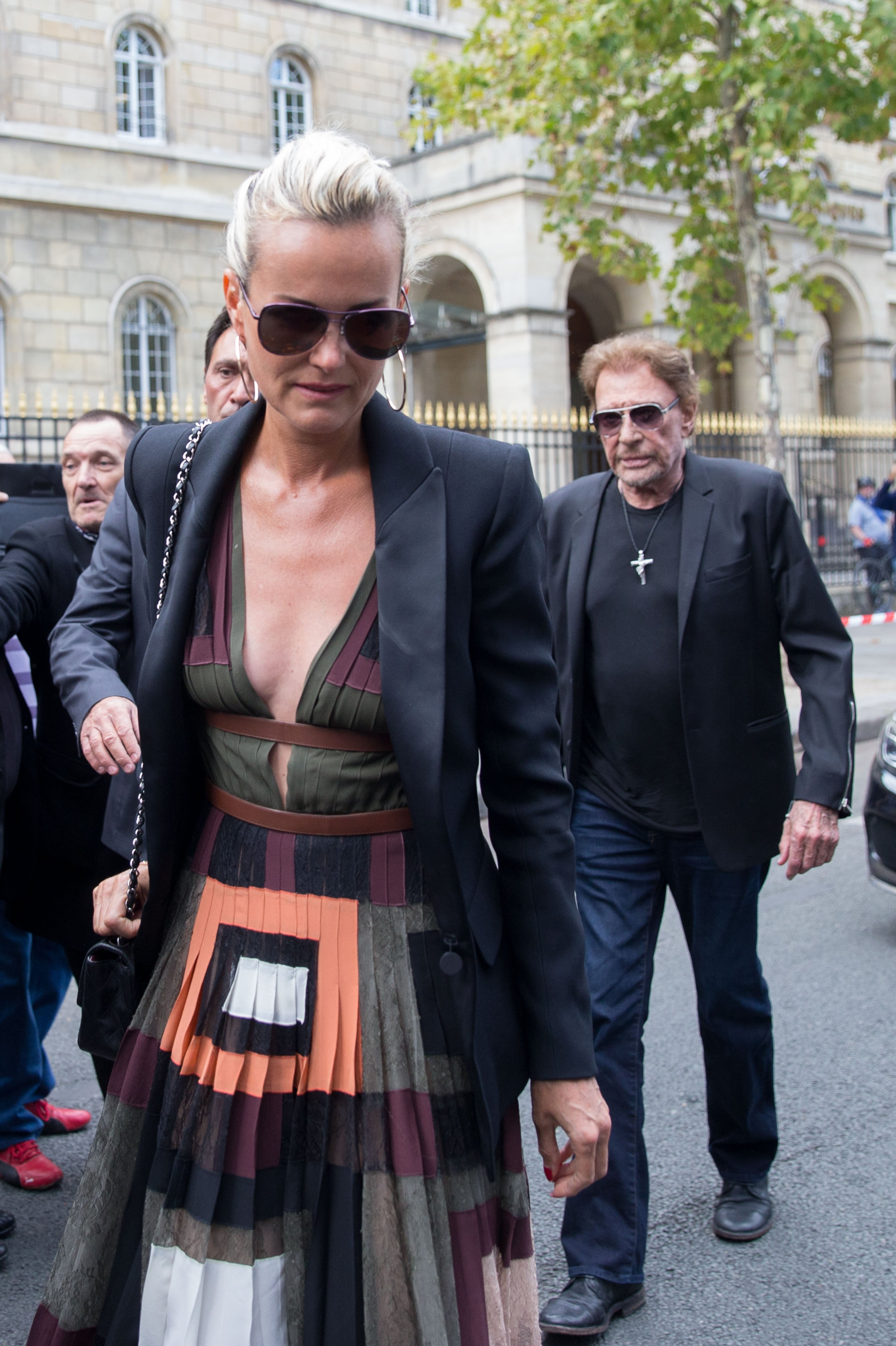 Laeticia Hallyday | photo : Getty Images