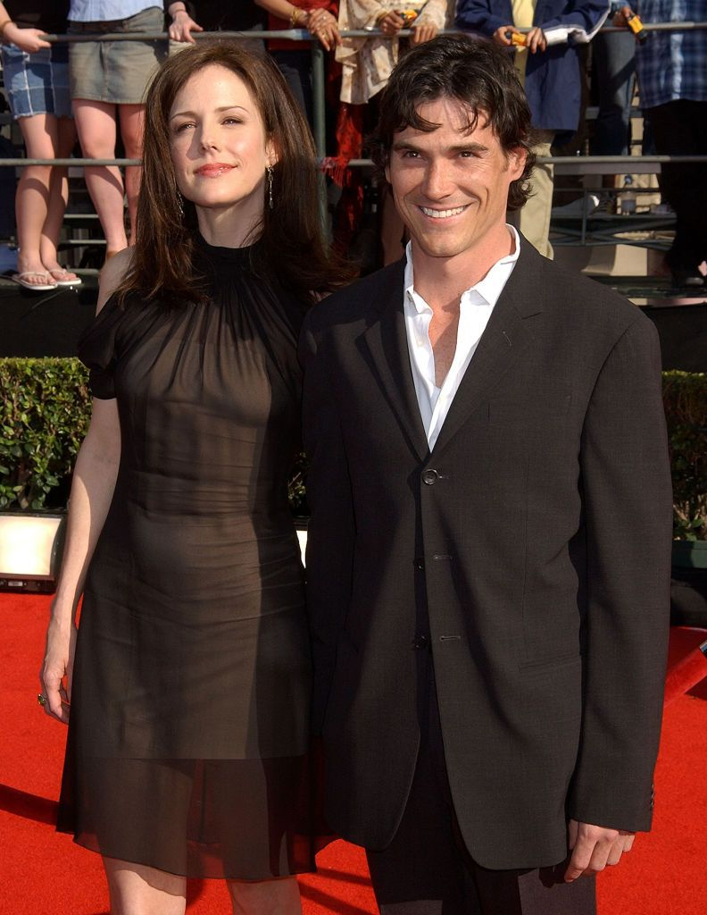 Mary-Louise Parker and Billy Crudup at 9th Annual Screen Actors Guild Awards in 2003 in Los Angeles | Source: Getty Images