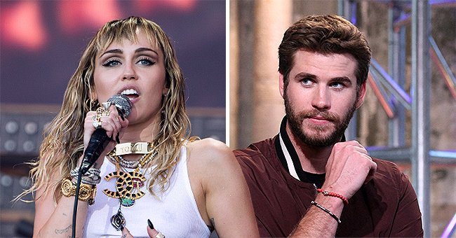 Miley Cyrus Seemingly Jokes about Her Short Marriage to Liam Hemsworth in Instagram Comment