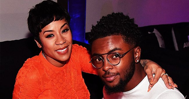 Keyshia Cole Shares First Photos of Her Adorable 3-Month-Old Son with Boyfriend Niko Khale