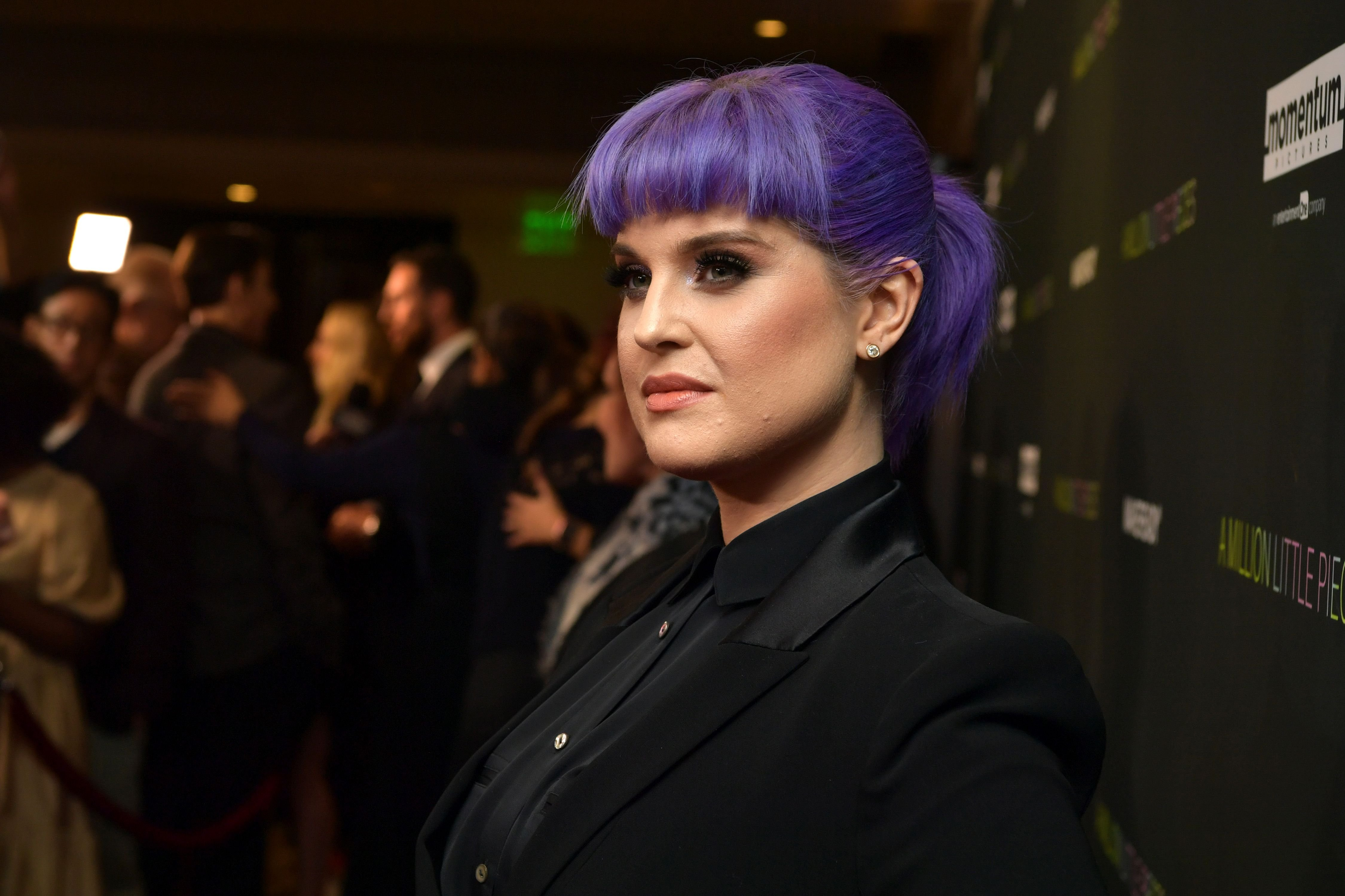 """Kelly Osborne at the special screening of Momentum Pictures' """"A Million Little Pieces"""" at The London Hotel on December 04, 2019 