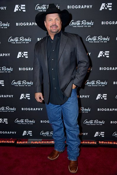 Garth Brooks at The Bowery Hotel on November 18, 2019 in New York City. | Photo: Getty Images